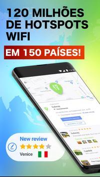osmino WiFi gratuito: pontos de acesso, senhas imagem de tela 2