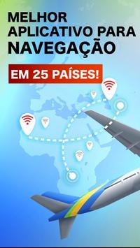 osmino WiFi gratuito: pontos de acesso, senhas imagem de tela 4