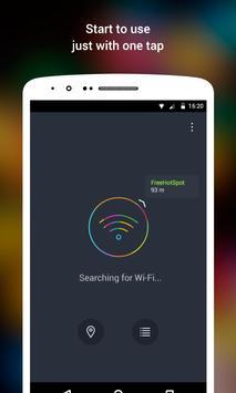 WiFi: passwords, hotspots poster