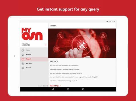 MyOSN screenshot 11