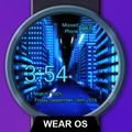 Neon City - Smartwatch Wear OS Watch Faces