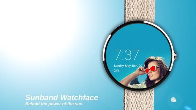 Sunband Watch Face screenshot 2
