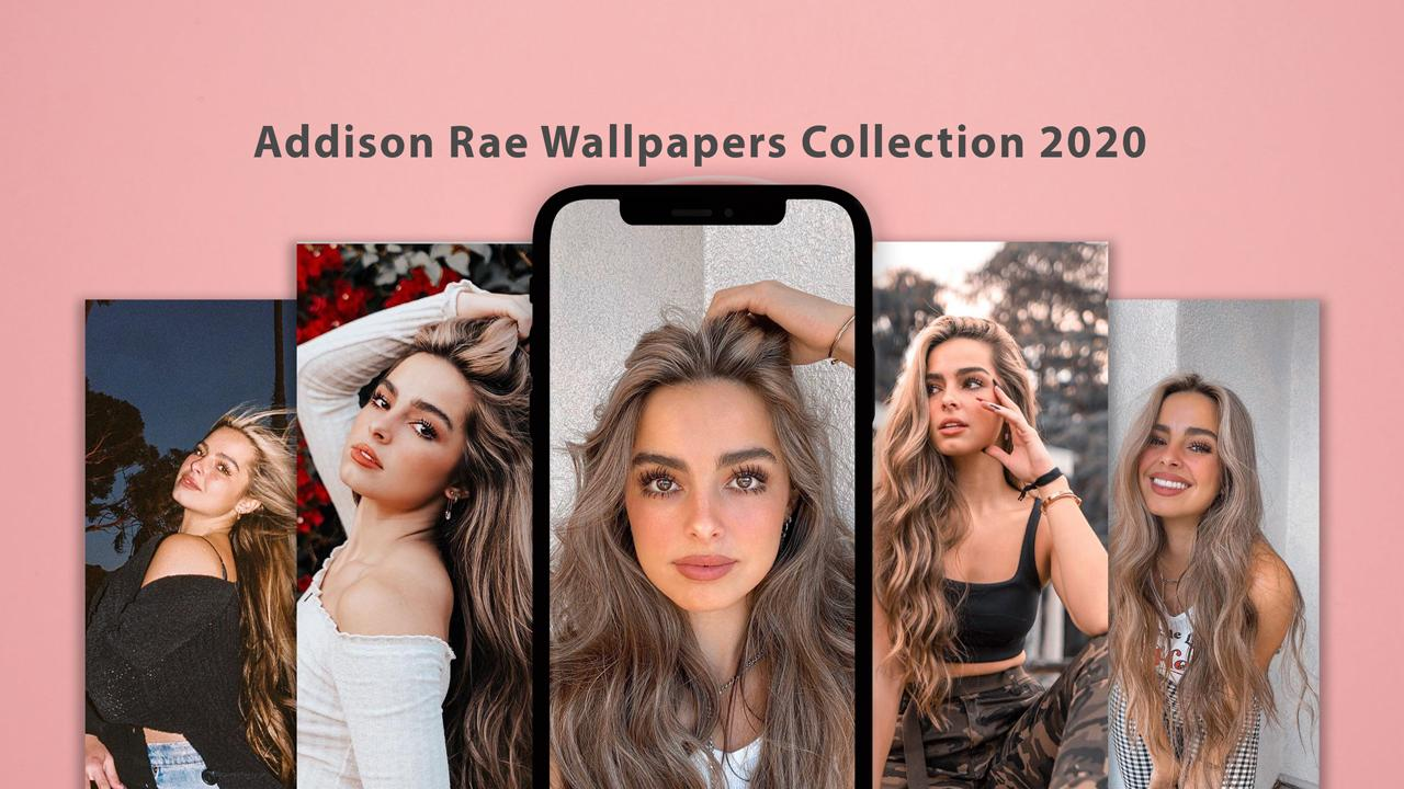 15+ Addison Rae Wallpaper For Iphone Images