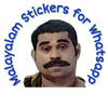 Malayalam Stickers - WAStickerApps 圖標