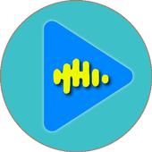 Podcast Player Pro, Audio, Radio & Video icon