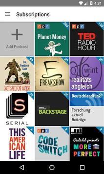 Podcast Player Pro, Audio, Radio & Video poster