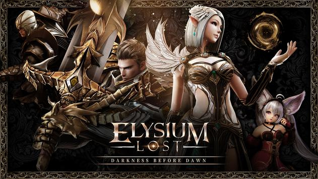 Elysium Lost poster