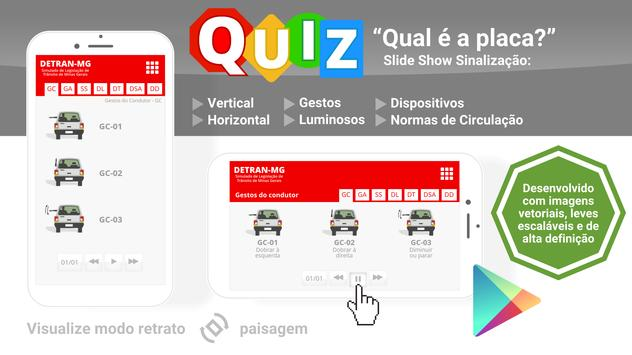 Simulado Detran Catuné MG screenshot 7