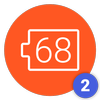 Flat - 2 Battery AddOn icono