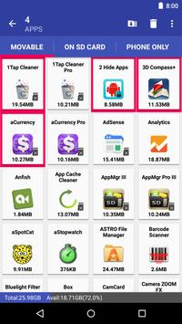 AppMgr III screenshot 6