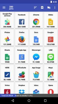 AppMgr III screenshot 3
