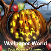 Wallpaper World icon
