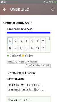 UNBK JILC screenshot 1