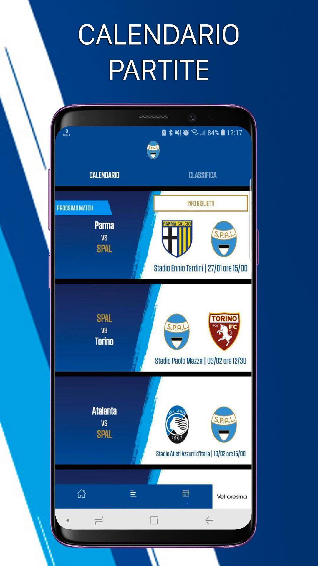 Spal Calendario.S P A L For Android Apk Download