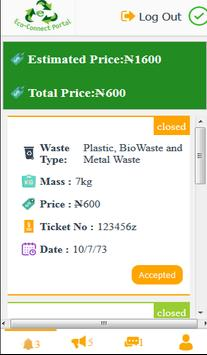 Ecoconnect screenshot 1