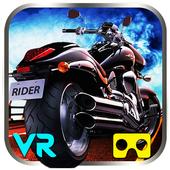 Highway Stunt Bike Riders VR icon