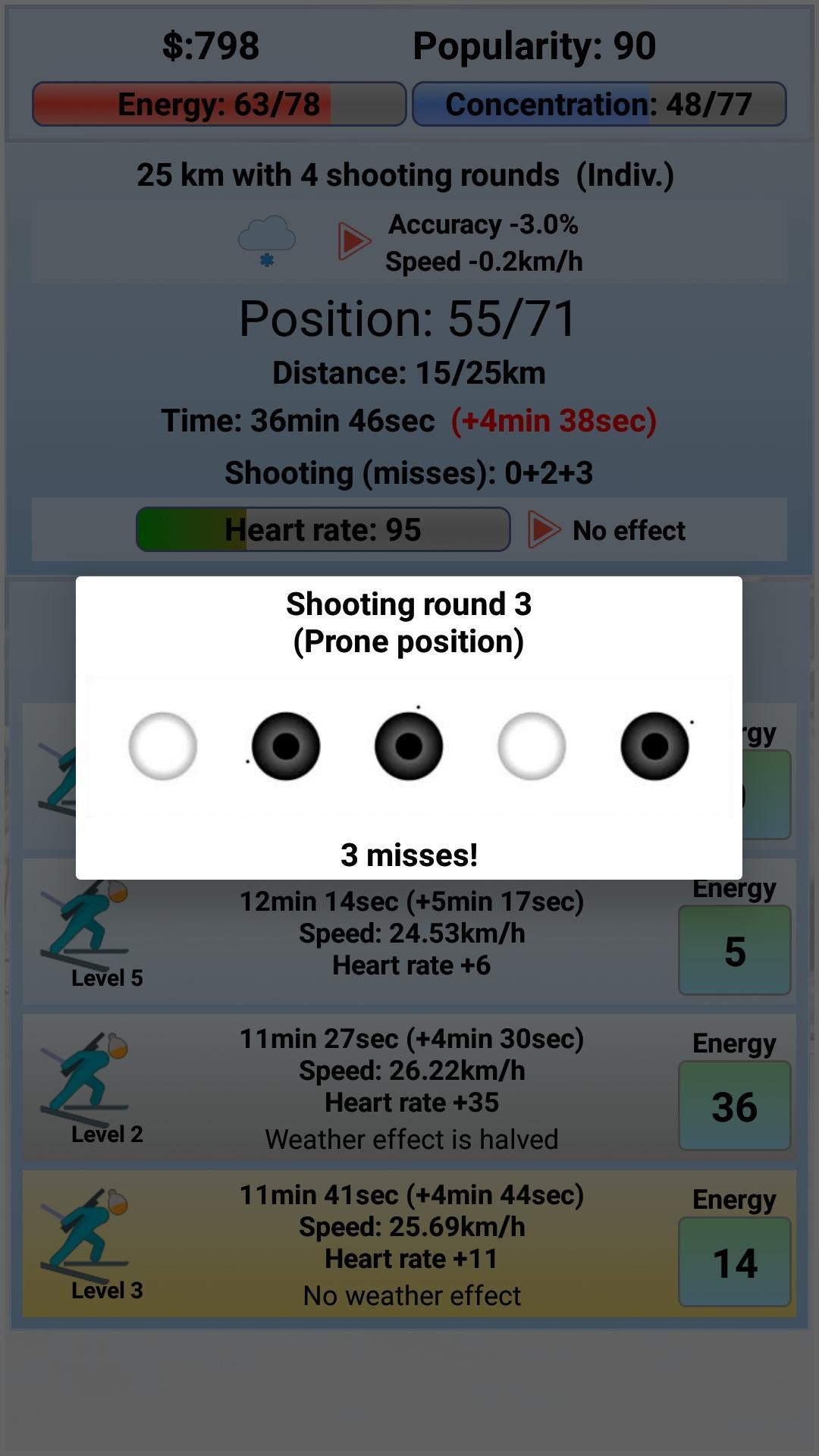 Biathlon Manager for Android - APK Download