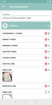 Baby Things List screenshot 5
