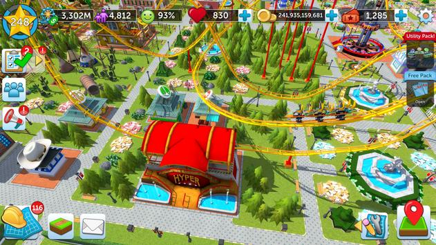 RollerCoaster Tycoon Touch - Build your Theme Park screenshot 7