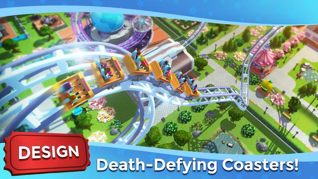 RollerCoaster Tycoon Touch - Build your Theme Park screenshot 17