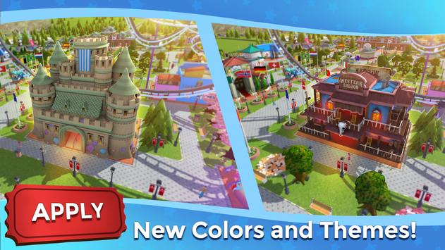 RollerCoaster Tycoon Touch - Build your Theme Park screenshot 12