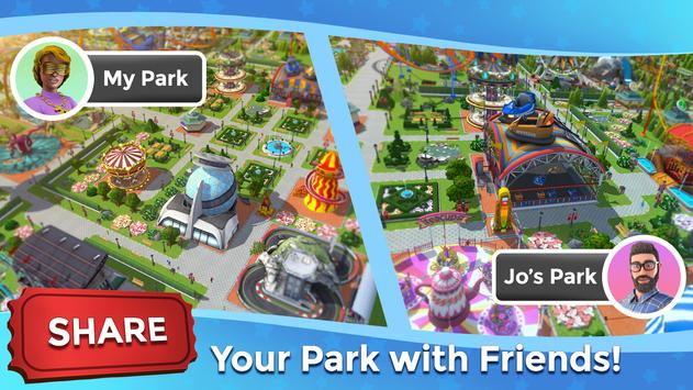 RollerCoaster Tycoon Touch - Build your Theme Park screenshot 22
