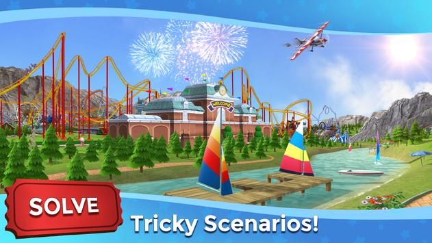 RollerCoaster Tycoon Touch - Build your Theme Park screenshot 5