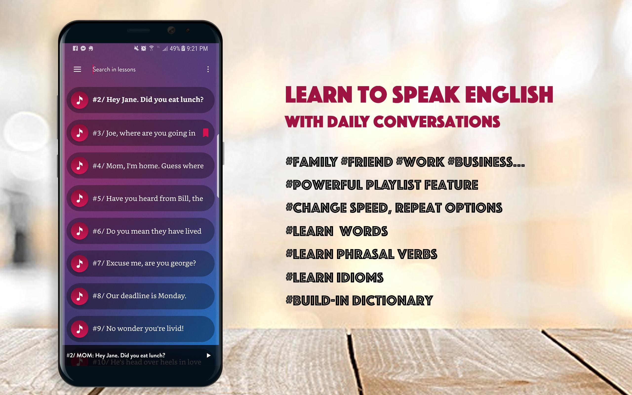 Learn english daily pro apk pc