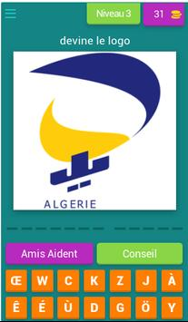 Quiz Logo Algérie screenshot 4
