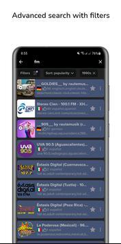 Radio G screenshot 3