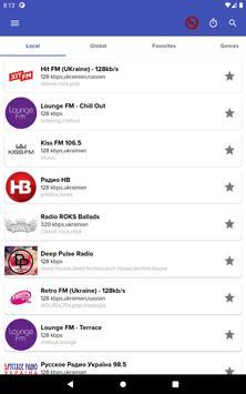 Radio G screenshot 5