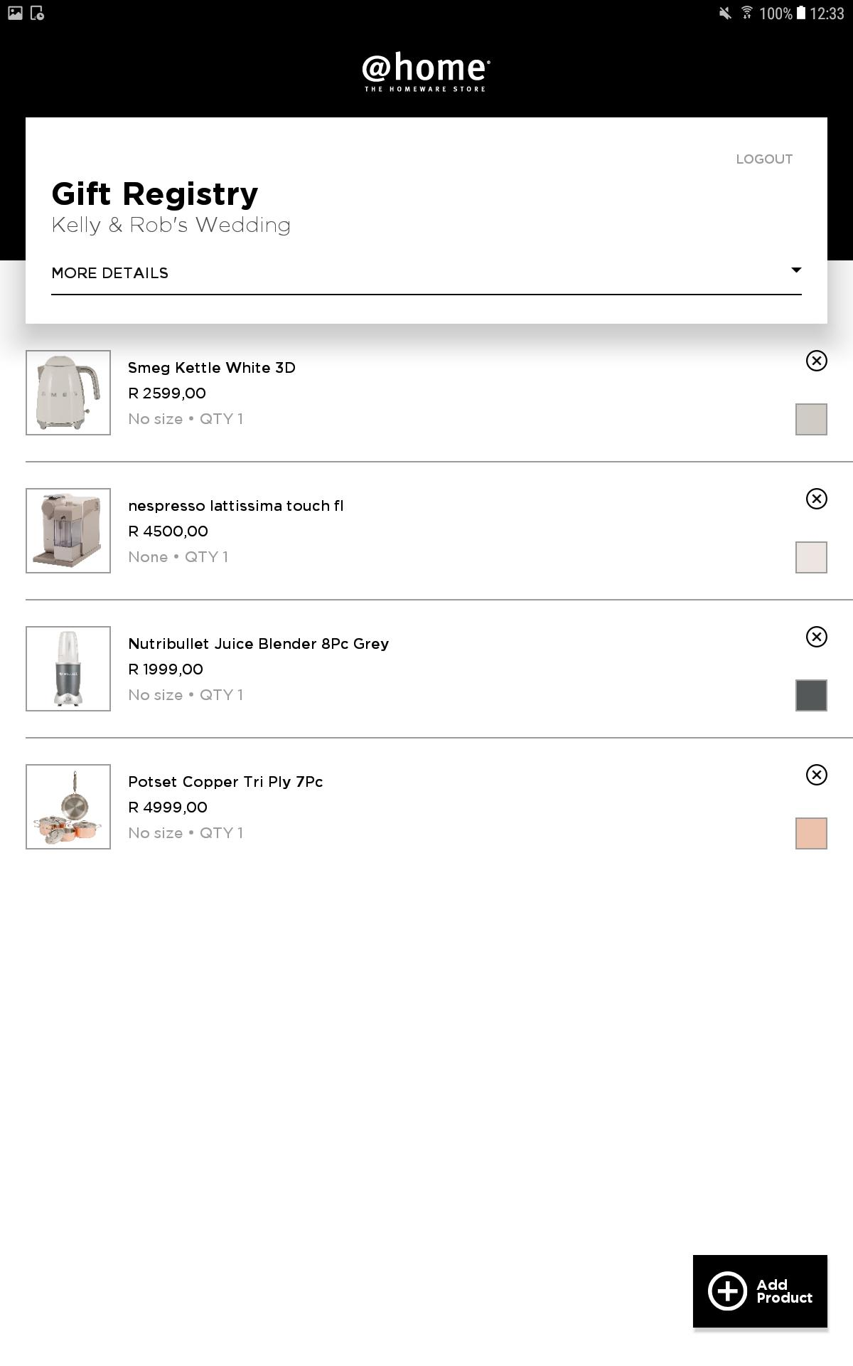 Home Gift Registry For Android Apk Download