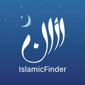 اذان: مواقيت الصلاة، التقويم الهجري، القرآن و قبلة أيقونة