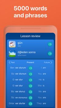 Learn Turkish Free 🇹🇷 screenshot 5