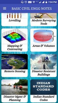 Basic Civil Engineering Books & Lecture Notes تصوير الشاشة 4