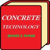 Concrete Technology Notes ícone