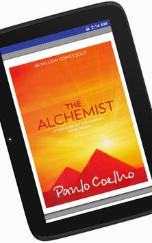 The Alchemist Book by Paulo Coelho screenshot 4