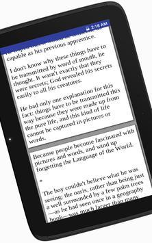 The Alchemist Book by Paulo Coelho screenshot 7