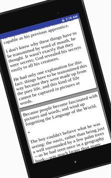 The Alchemist Book by Paulo Coelho screenshot 11