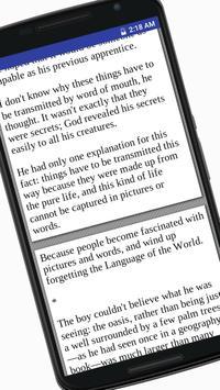 The Alchemist Book by Paulo Coelho screenshot 3