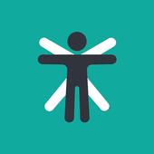 Teach Me Anatomy: 3D Human Body & Clinical Quizzes ikona