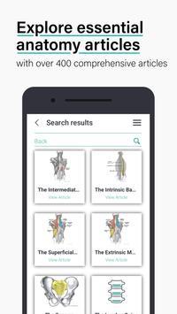 Teach Me Anatomy: 3D Human Body & Clinical Quizzes تصوير الشاشة 4