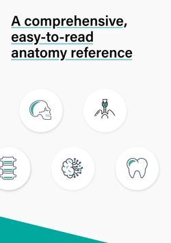 Teach Me Anatomy: 3D Human Body & Clinical Quizzes تصوير الشاشة 10