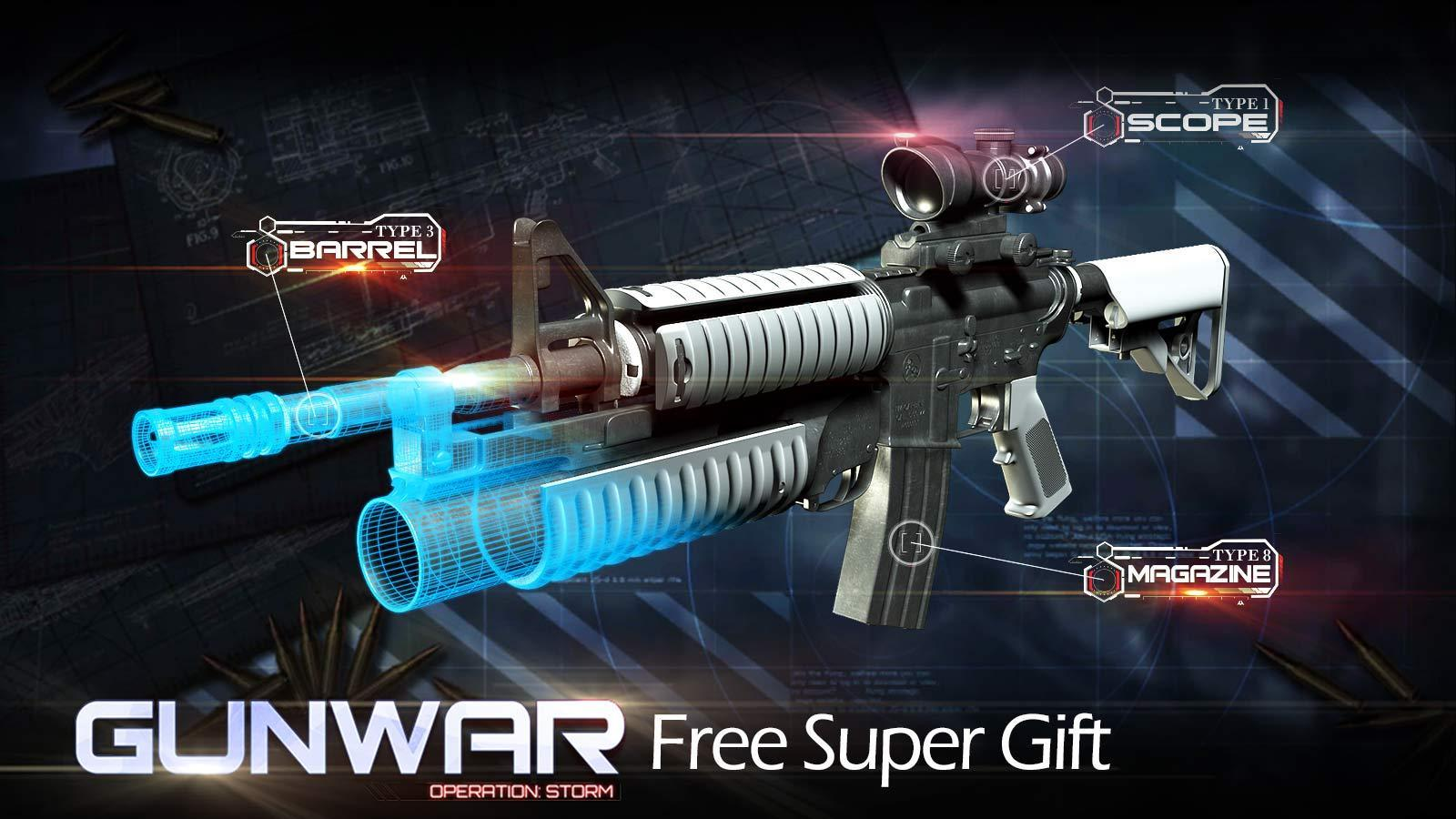 Gun War for Android - APK Download