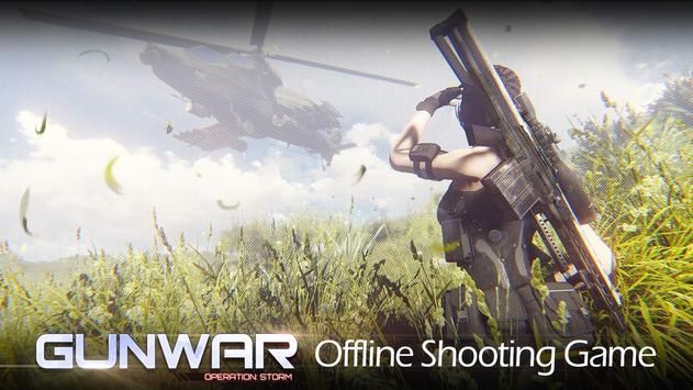 Gun War تصوير الشاشة 4