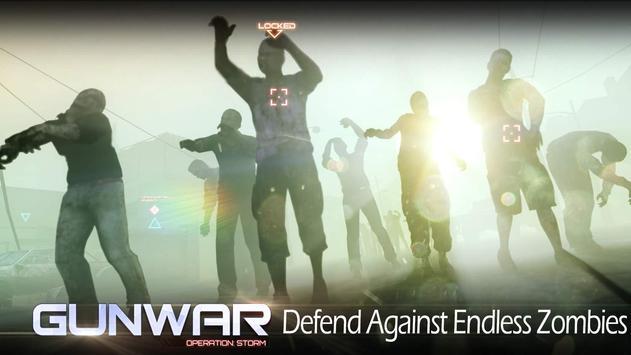 Gun War تصوير الشاشة 6