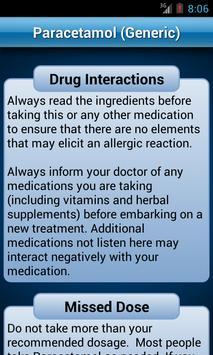 Drugs Dictionary Offline: FREE تصوير الشاشة 6
