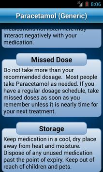 Drugs Dictionary Offline: FREE تصوير الشاشة 7