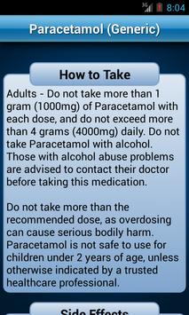 Drugs Dictionary Offline: FREE تصوير الشاشة 3