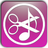 MP3 Cutter and Ringtone Maker♫ 图标